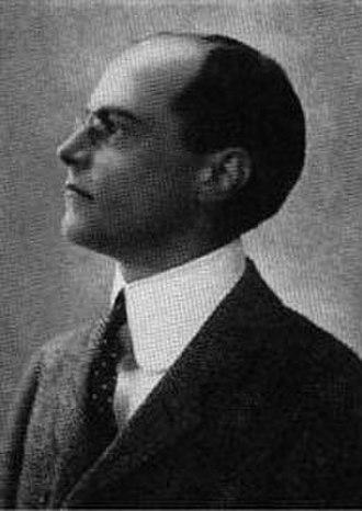 Charles Hamilton (writer) - Hamilton in 1912