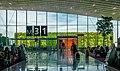 Charles de Gaulle International Airport in France.jpg