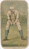 Charlie Bennett, Detroit Wolverines, baseball card portrait LCCN2007680756.tif
