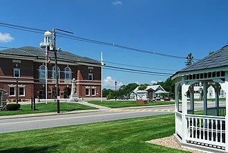 Charlton, Massachusetts - Charlton Center