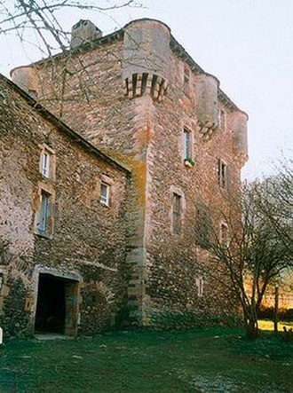 Balaguier-sur-Rance - The Chateau Keep