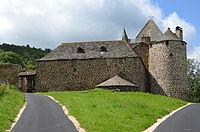 Chateau du Jarrousset vue Nord-Est.JPG