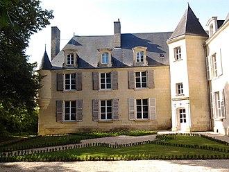 Beaumont-en-Véron - The Château d'Isore
