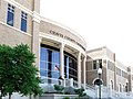Chaves County New Mexico Court House east side.jpg