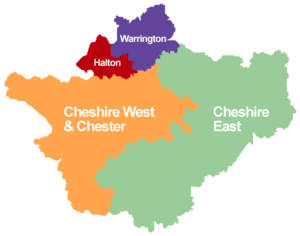 What county is warrington uk in