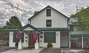 National Register of Historic Places listings in Park County, Montana - Image: Chico Hot Springs