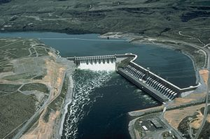 Hydropower - Image: Chief Joseph Dam