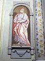 Chiesa abbaziale di s. michele a passignano, int., giuseppe nicola nasini, apostoli,1709, 02.JPG