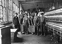 Child workers in Newton, NC