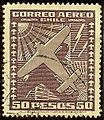 Chile Airmail stamp 50p 1935 issue.jpg