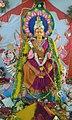 Chinalingala Dussera 2014 Sri Durga devi Alamkaram by Girikonda.jpg