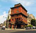 Chinese style townhouse, Paris 23 July 2013.jpg