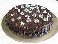 Choc cake-candied violets.jpg