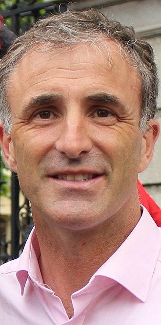 Chris Andrews (politician) - Andrews in 2014