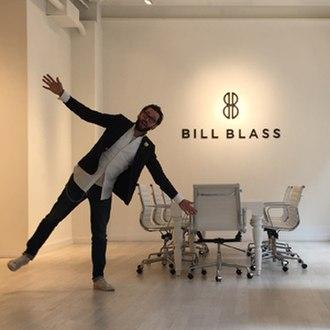 Bill Blass Group - Image: Chris Benz pict w logo sm