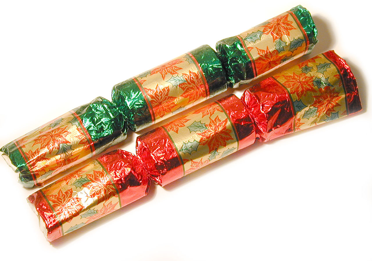 Image for Christmas Crackers History