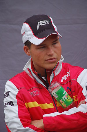 Christopher Mies - Christopher Mies at Assen in 2011