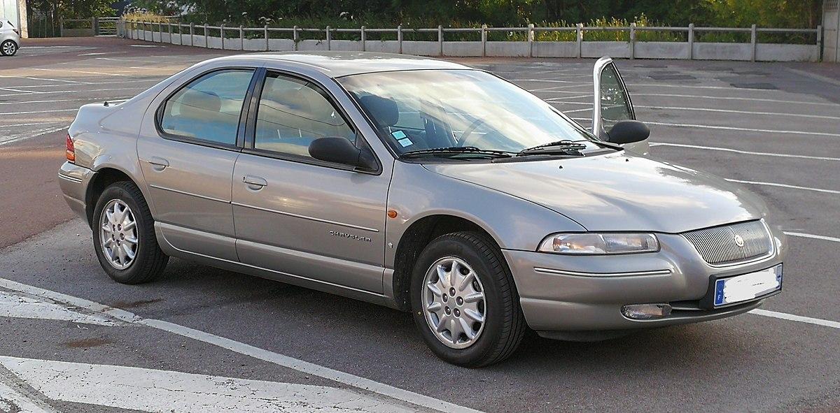 Chrysler Cirrus - WikipediaWikipedia