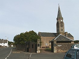 Kingsbarns, la chiesa