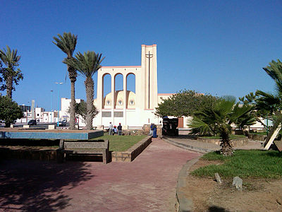 Church at Dakhla, Morocco - Western Sahara.jpg