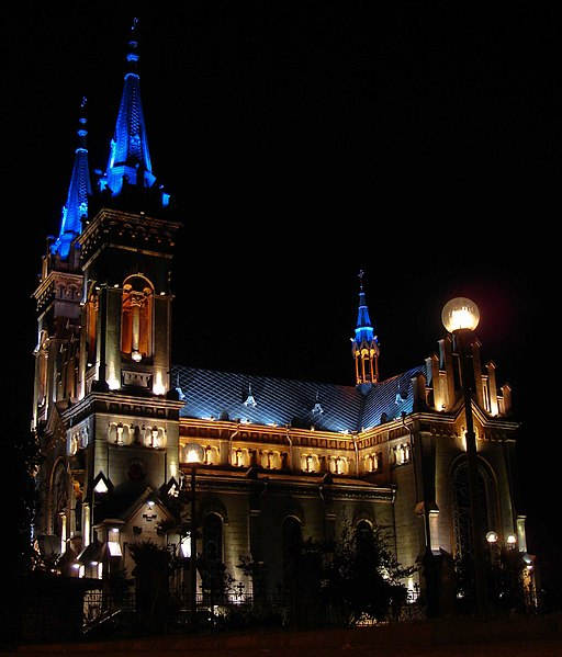From Wikipedia: Church_in_Batumi.jpg