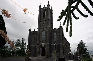 Rosemount, County Westmeath Village in Leinster, Ireland