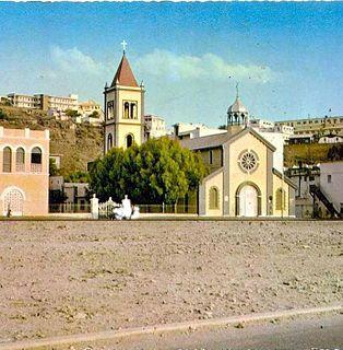 Catholic Church in Yemen