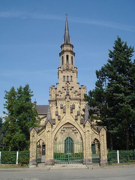 File:Church of St Casimir in Naujoji Vilnia 1.jpg