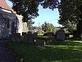 Churchyard, L. Lovell - geograph.org.uk - 1002970.jpg