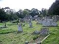 Churchyard, St Mary's Church, Purton - geograph.org.uk - 1463161.jpg