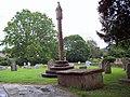Churchyard Cross - geograph.org.uk - 477330.jpg