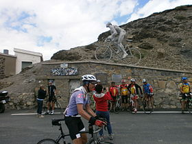 image illustrative de l'article Col du Tourmalet