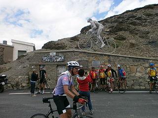 Col du Tourmalet mountain pass
