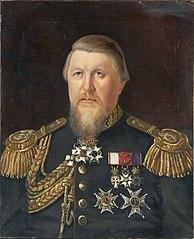 Portrait of Christian Semb Grimsgaard