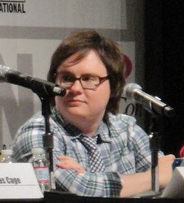 Clark Duke at WonderCon 2010.jpg