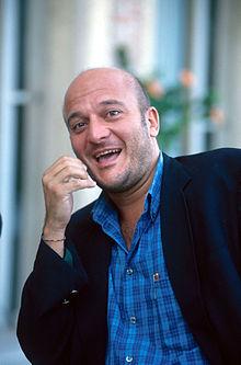Claudio Bisio alla 48ª Mostra internazionale d'arte cinematografica di Venezia (1991)
