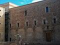 Claustre nord inacabat del monestir de Sant Miquel dels Reis, València.JPG