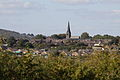 Claycross viewed from Stretton (3938151701).jpg