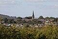 Claycross viewed from Stretton (3938151701).jpg