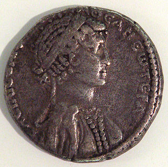 Ptolemaic Kingdom - Coin of Cleopatra VII, with her effigy