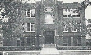 Clinton High School, Indiana - Clinton Junior High School
