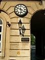Clock and lamp - geograph.org.uk - 1305383.jpg