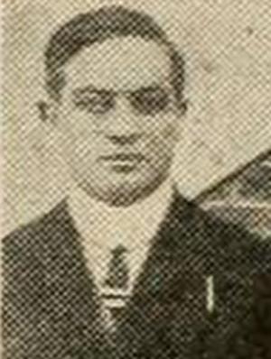 John Inglis (American football) - c. 1912