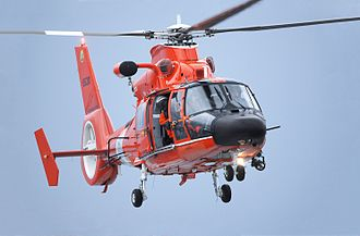 Eurocopter AS365 Dauphin - US Coast Guard HH-65 Dolphin