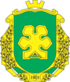 Coat of arms of Буча