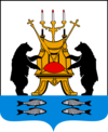 Coat of arms of Veļikijnovgoroda