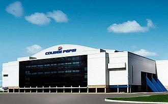 2008 IIHF World Championship - Image: Colisee quebec