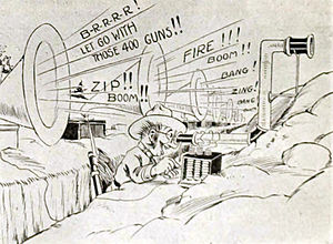 Colonel Heeza Liar - Colonel Heeza Liar and the Bandits (1916)