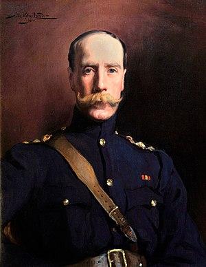 Stuart Peter Rolt - A 1905 portrait of Holt by John St Helier Lander