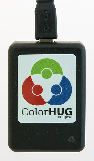 CERN Open Hardware Licence - The ColorHug2, an open source colorimeter.